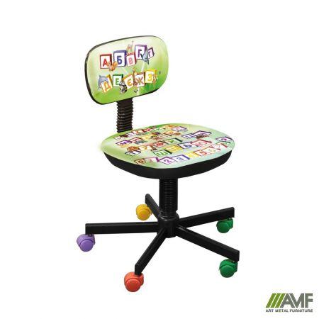 Кресло детское Бамбо дизайн Весела абетка