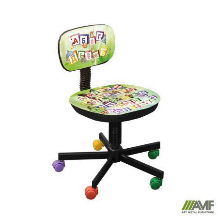 Кресло детское Бамбо дизайн Веселая азбука