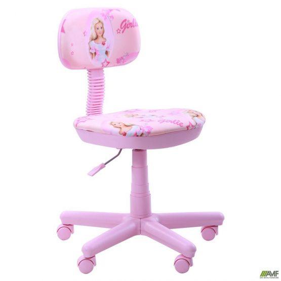 Кресло детское Свити розовое Girlie