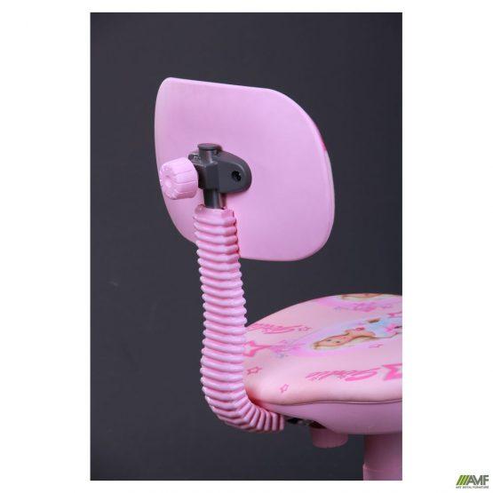 Детское кресло розового цвета купить Харьков