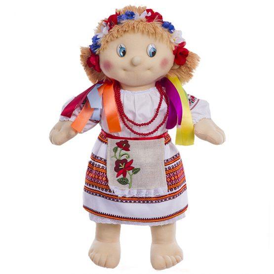 Плюшевая кукла Украинка Маричка